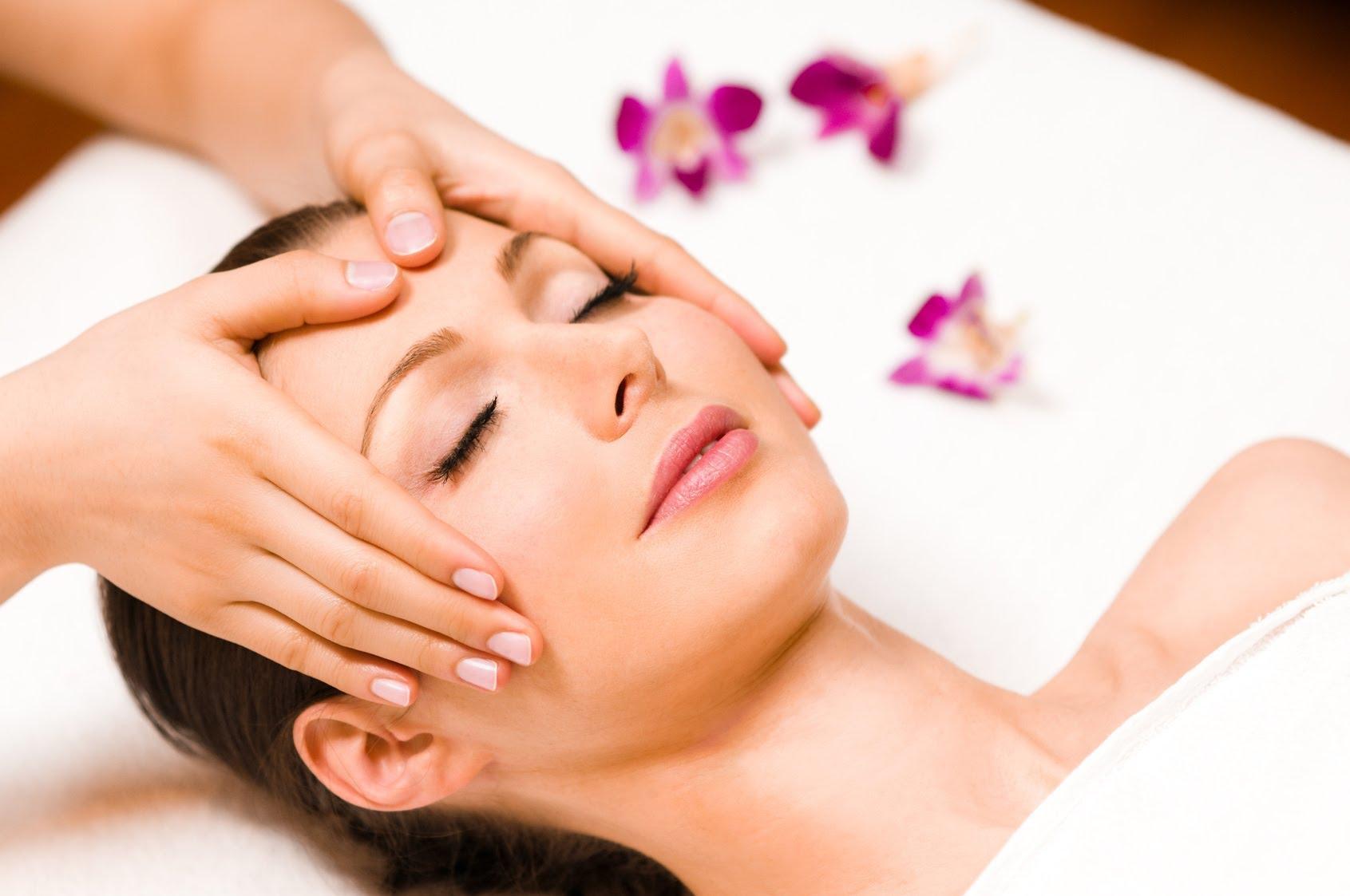 Masaje facial | Socorro Estética